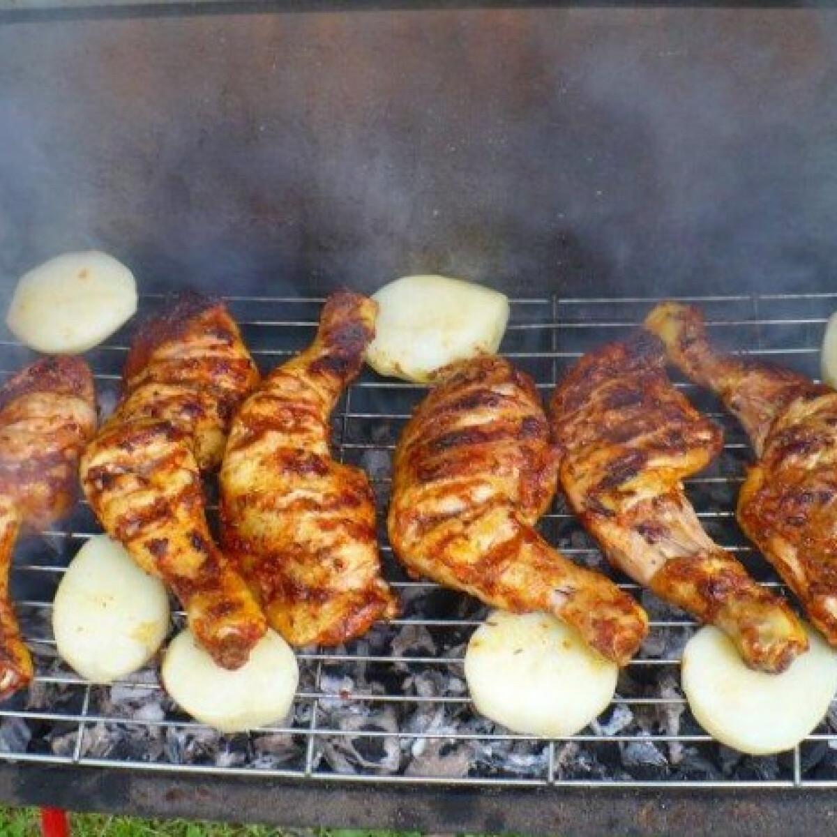 Ezen a képen: Grillpác húsokhoz