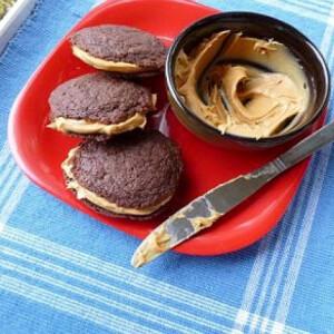 Nutellás szendwitch süti