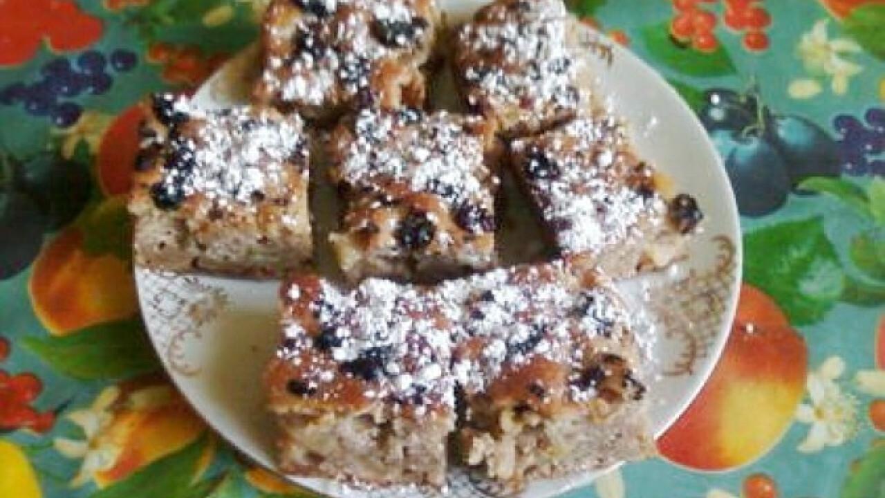 Almás sütemény ahogy Anyanyul készíti