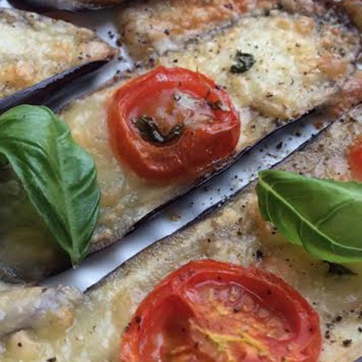 Ezen a képen: Sült padlizsán CulinaRita konyhájából