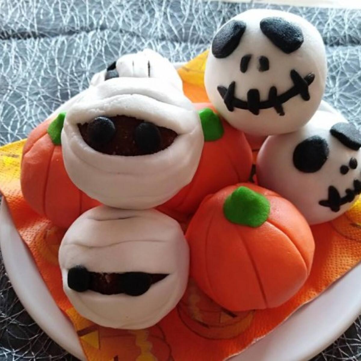 Halloween golyók
