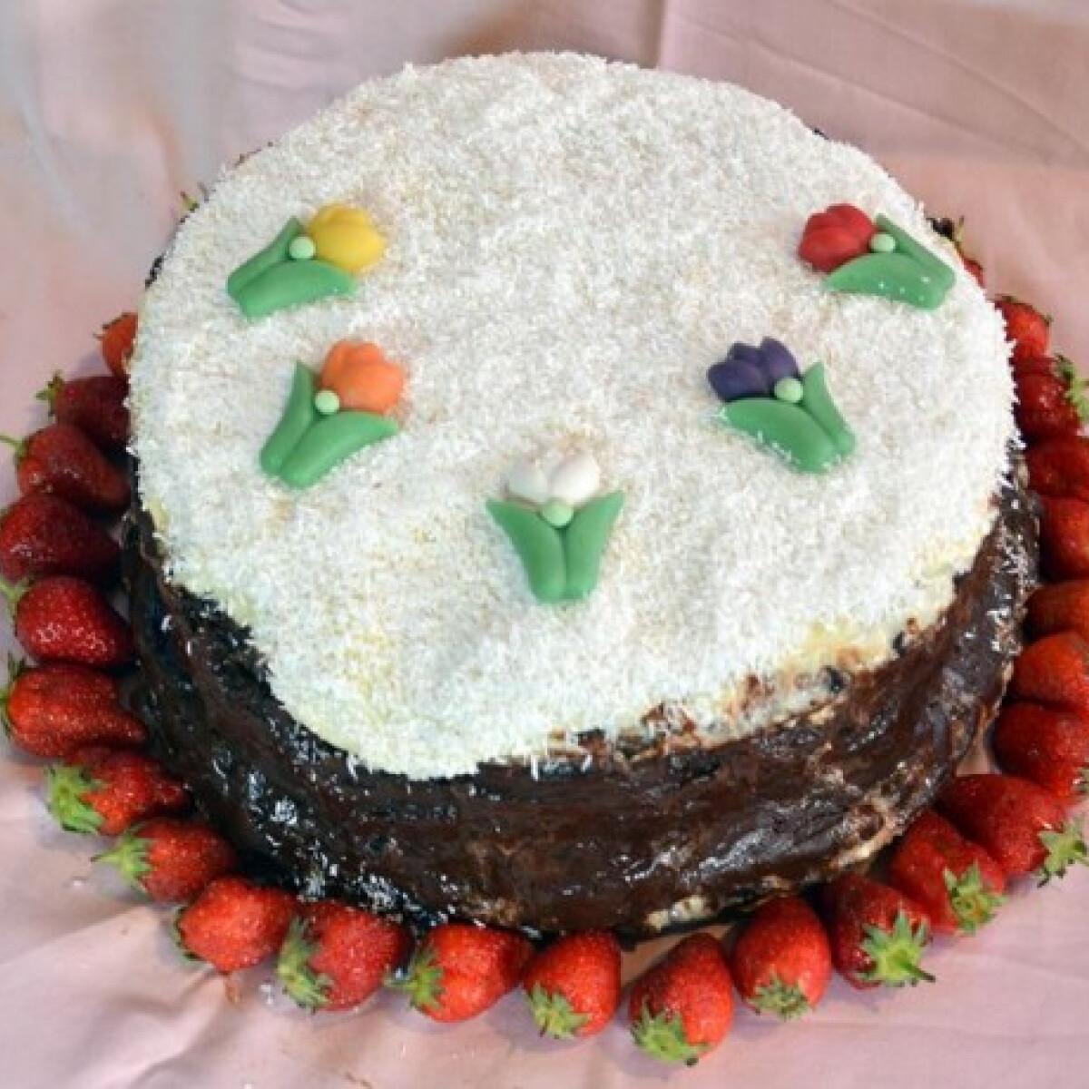 Malibu torta
