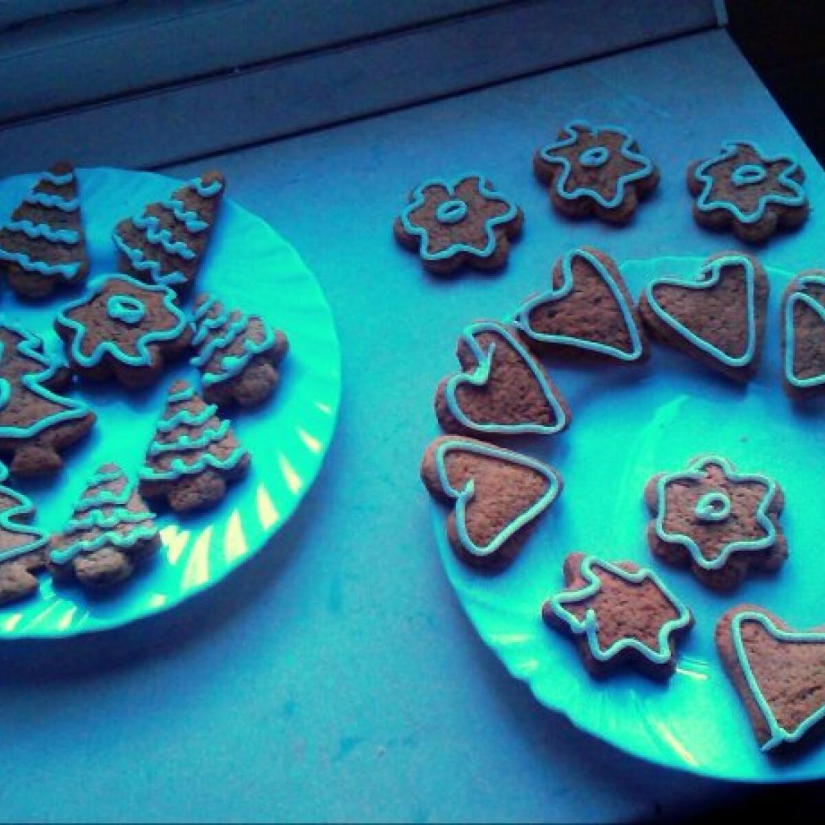 Ezen a képen: Mézeskalács Giovanna konyhájából