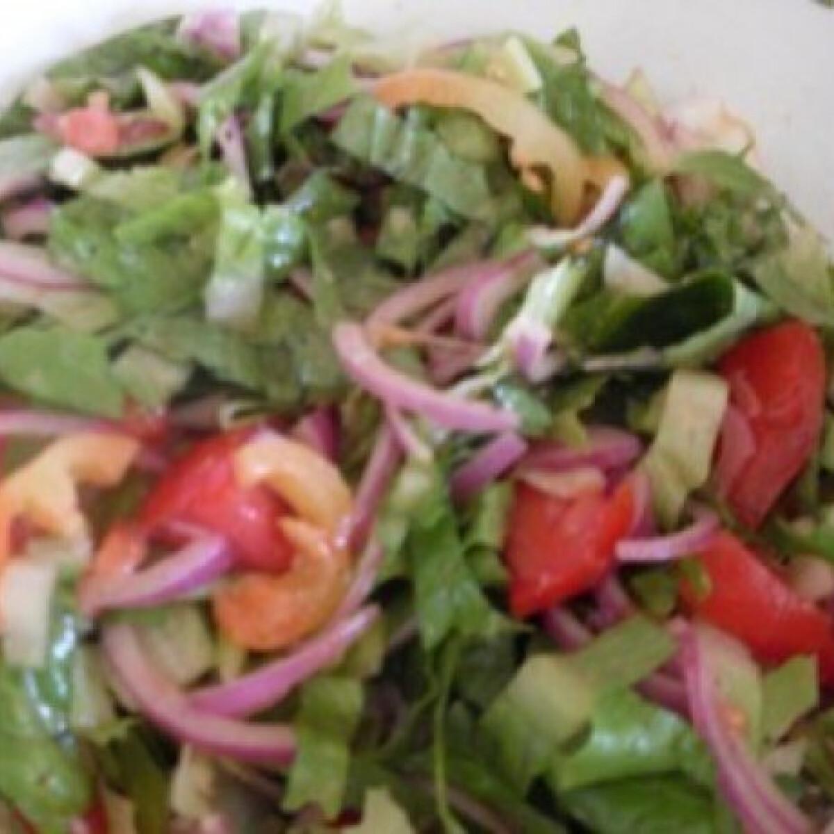 Ezen a képen: Diétás és gyerekbarát saláta