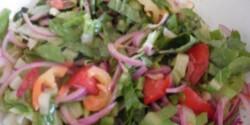 Diétás és gyerekbarát saláta