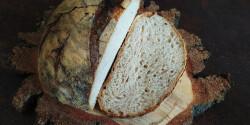 Kovászos kenyér kezdőknek