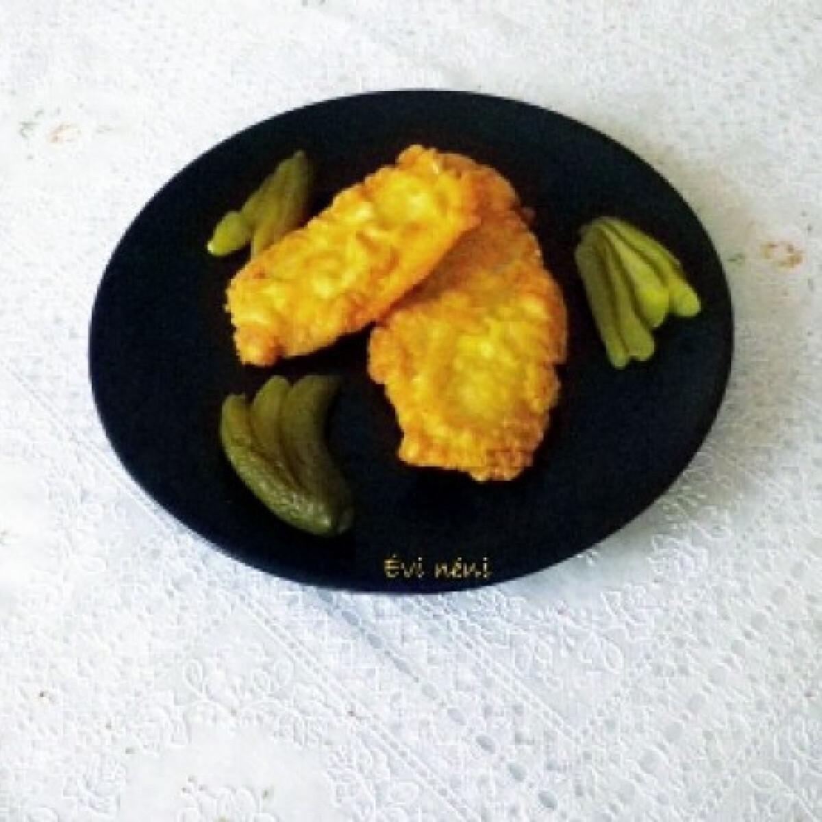 Ezen a képen: Gluténmentes rántott csirke