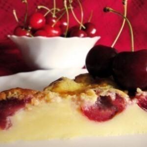 Cseresznyés pite 3. - egyszerű
