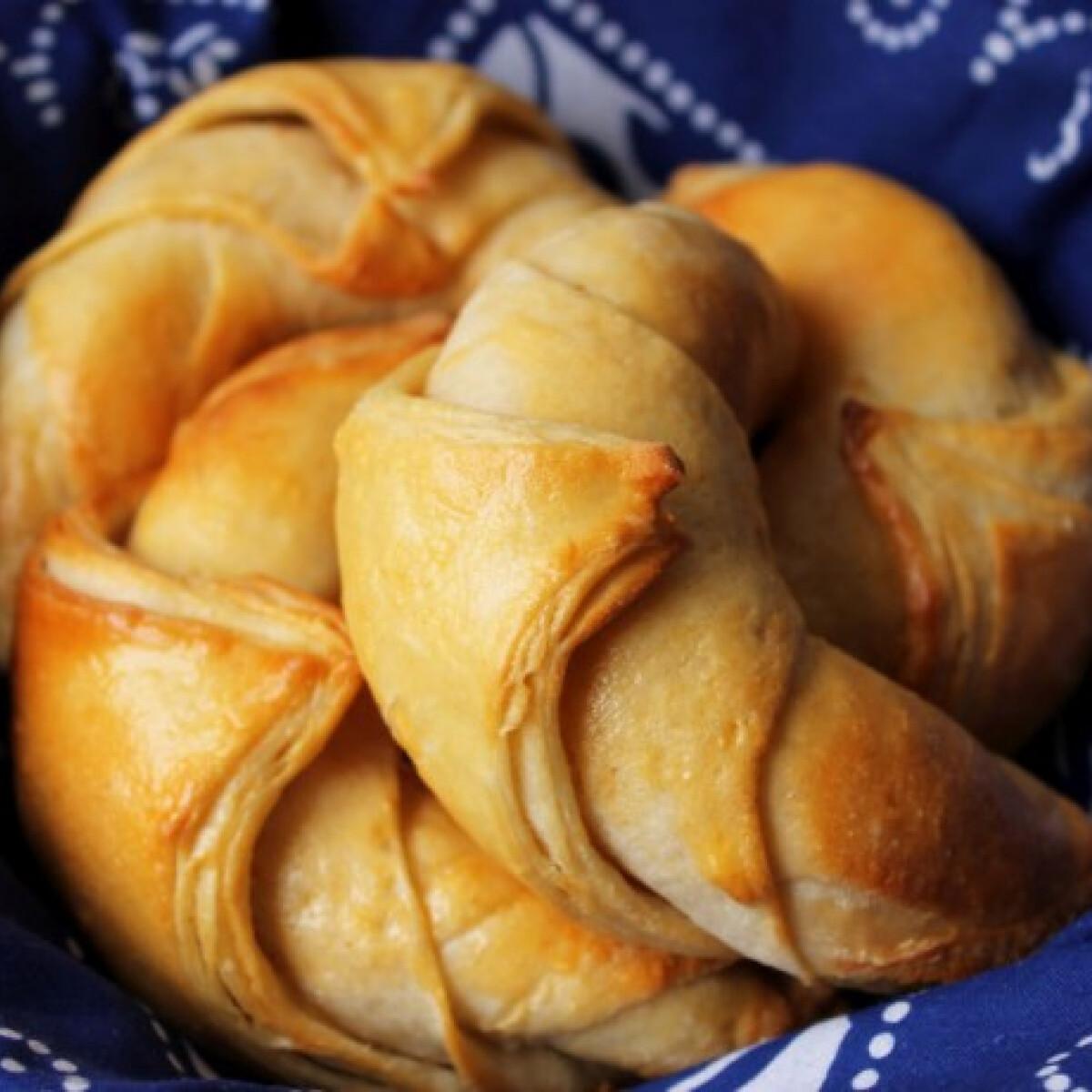 Ezen a képen: Gyors croissant