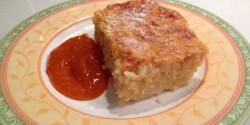 Tejmentes pudingos rizsfelfújt