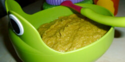 Zöldségpüré babáknak 2. Lolácskától