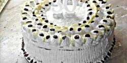 Tejszínes-citromos túrótorta izzi konyhájából
