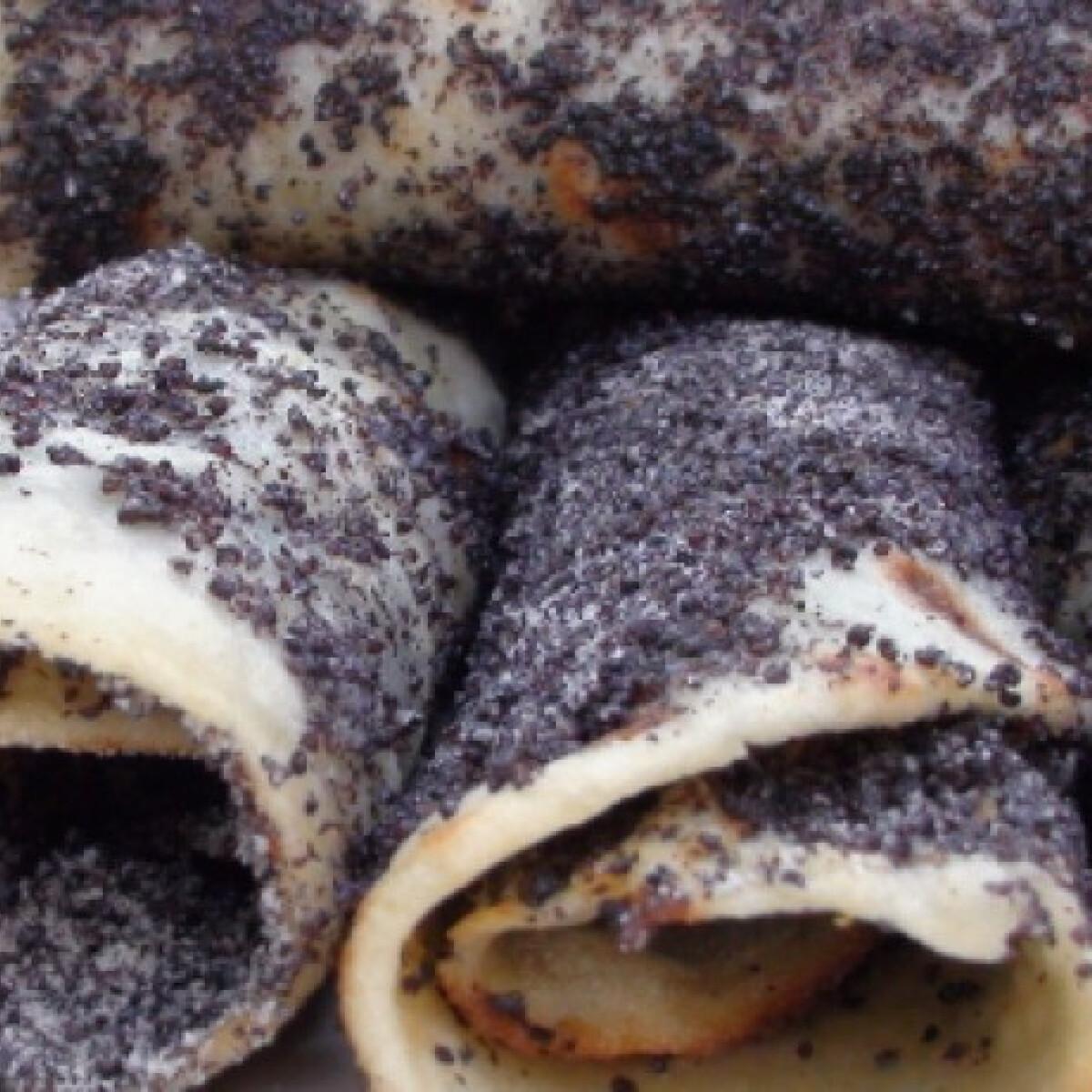 Mákos laska-palóc krumplilángos édesen