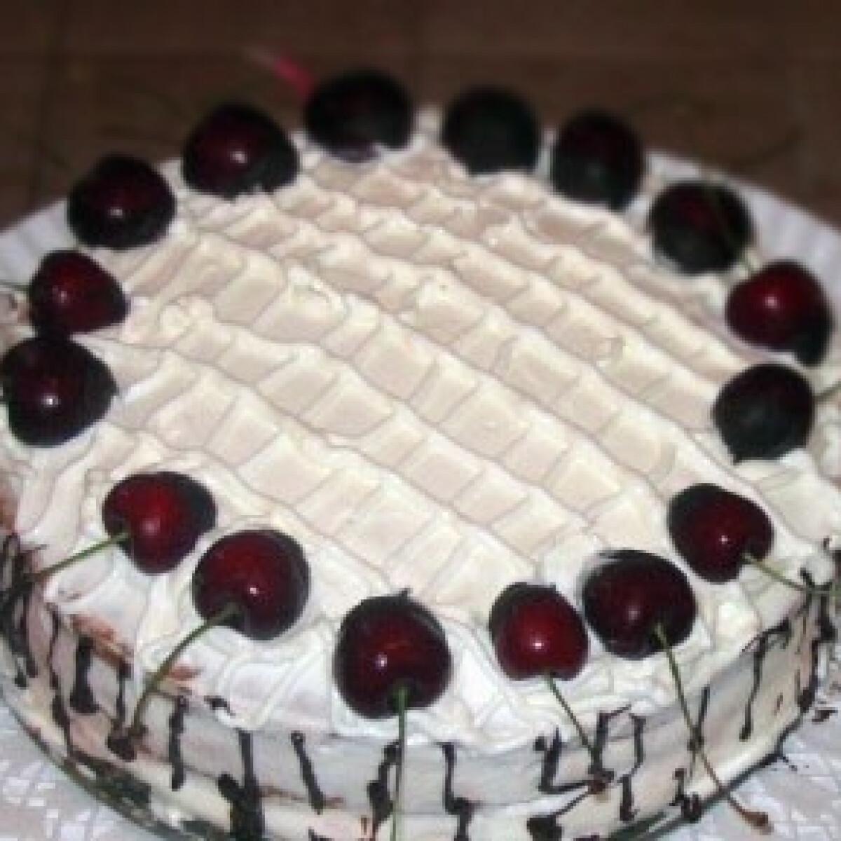 Ezen a képen: Feketeerdő-torta 5.