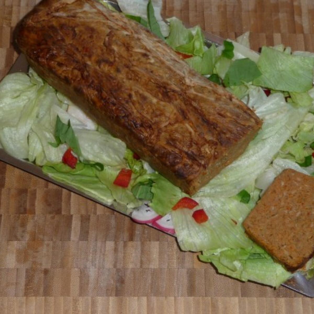 Ezen a képen: Diétás kőrösi csepleszes májas