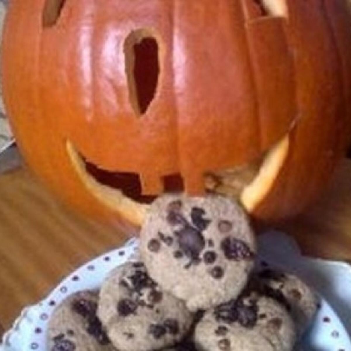 Ezen a képen: Kürbis - tökös - keksz