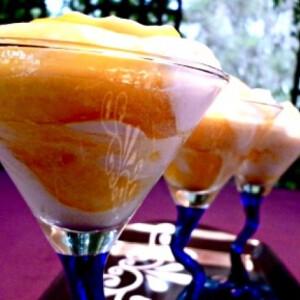 Márványos mangóhab