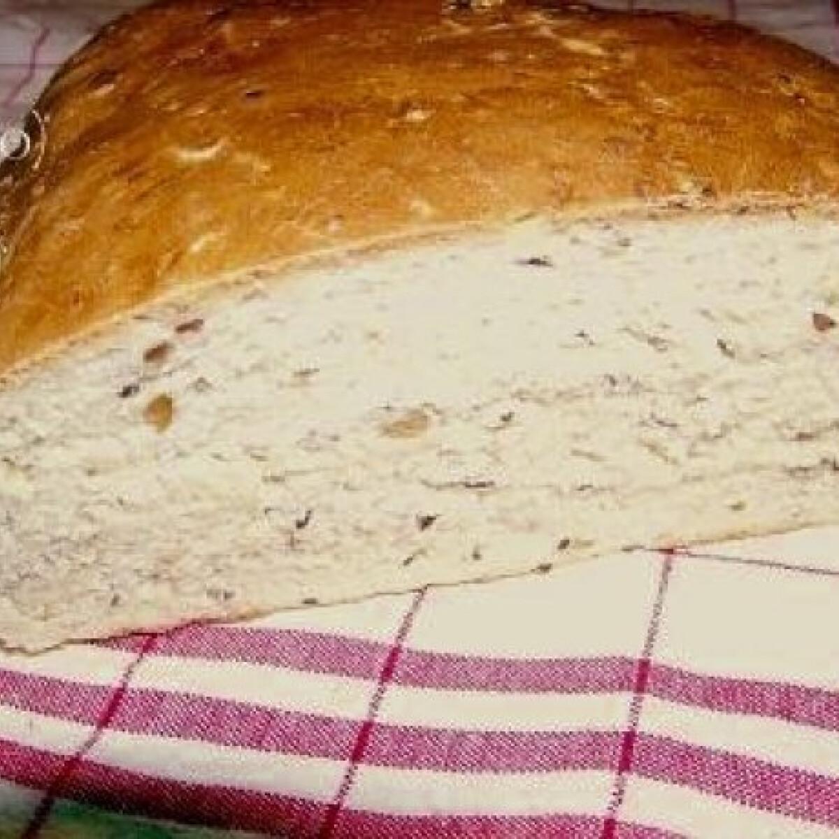 Sokmagvas cipó, kenyér 3.
