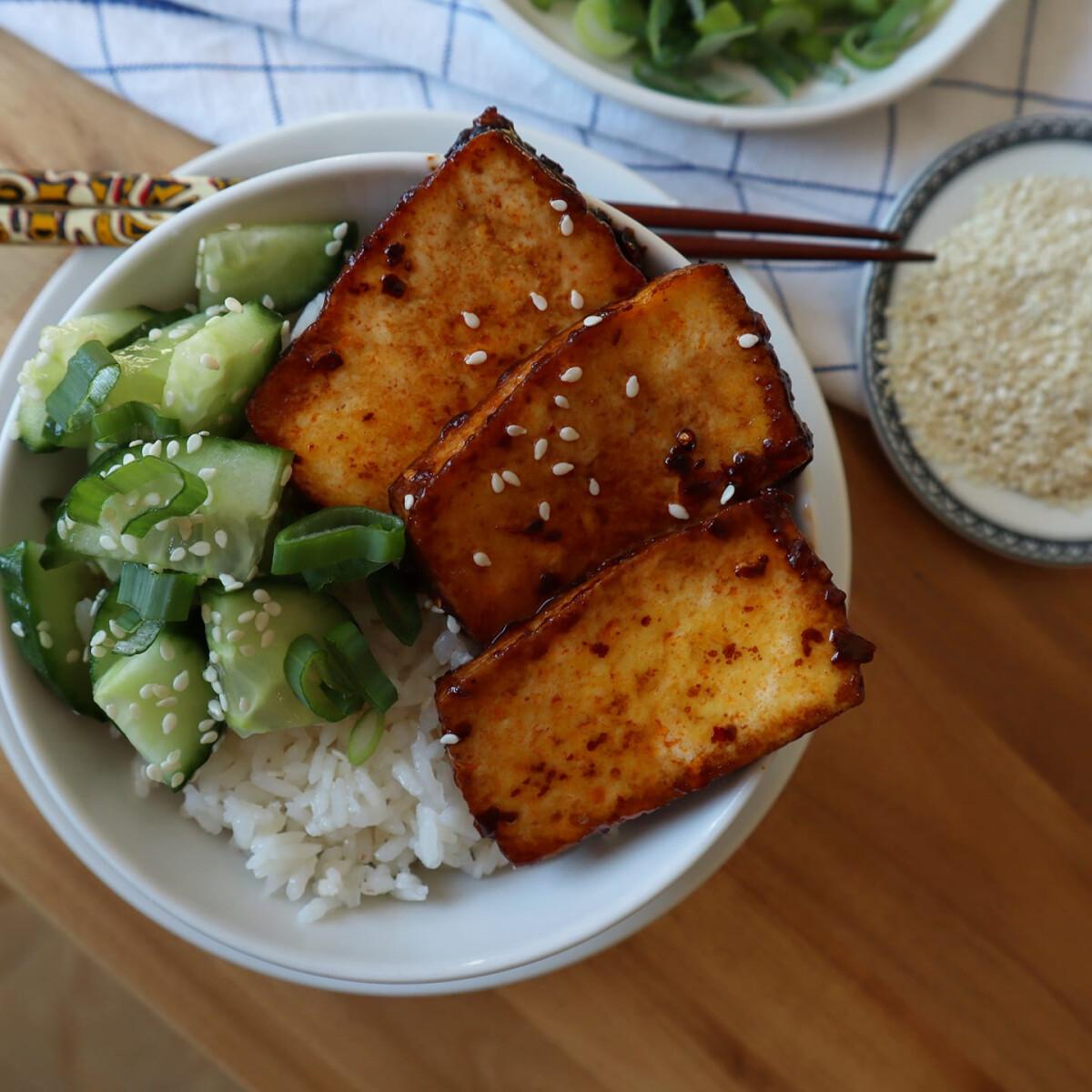 Gyors vegán kínai