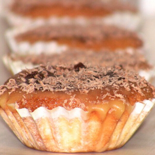 Puncsos mignon muffinformában
