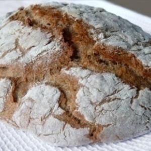 Rozsos kenyér