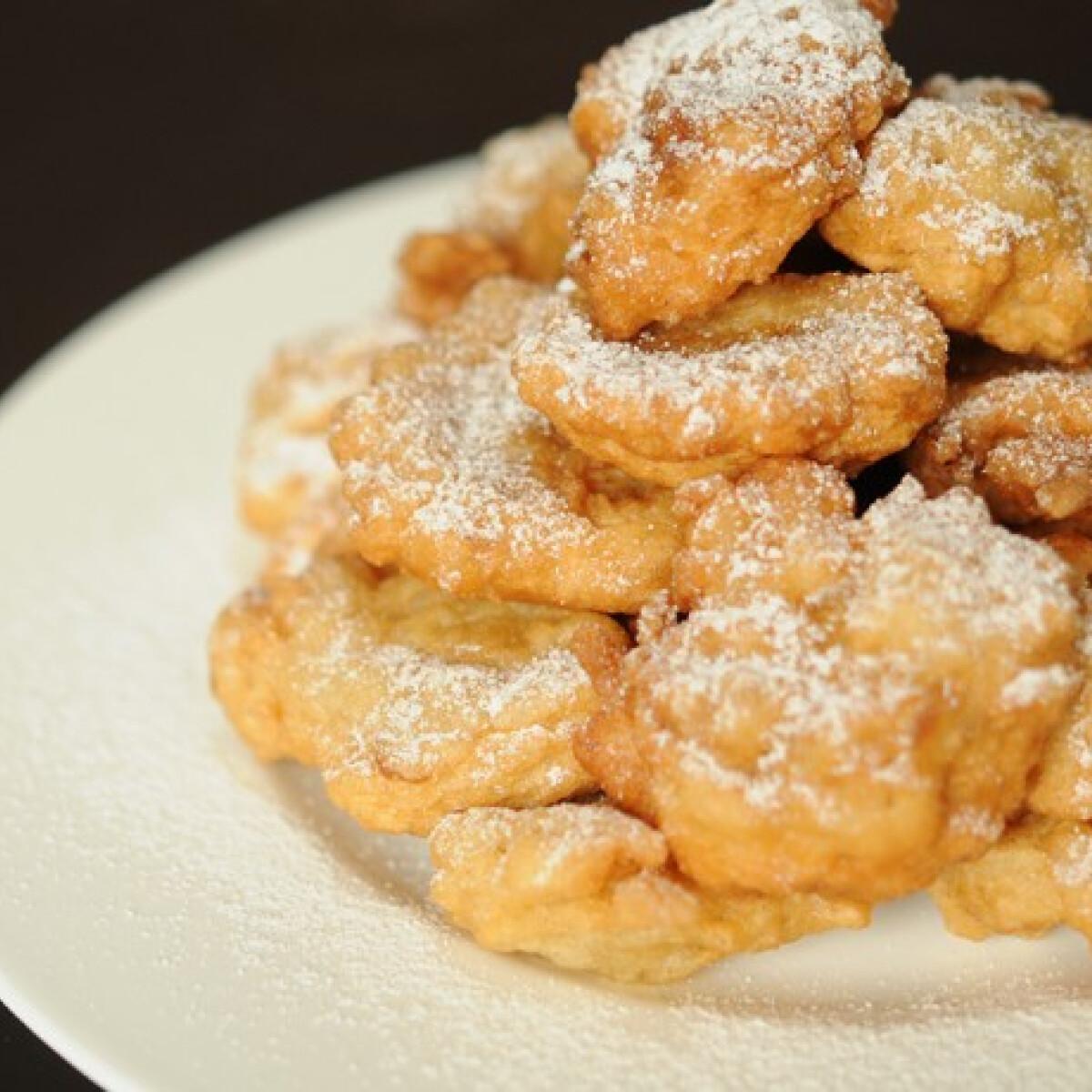Ezen a képen: Almás puffancs