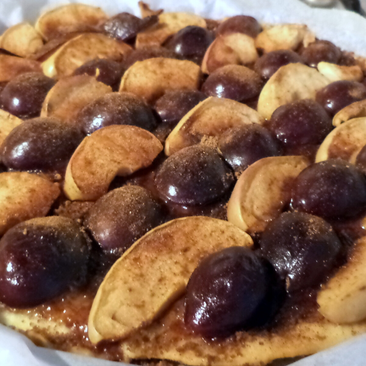 Almás-szilvás BackerMan konyhájából