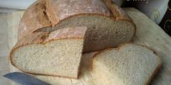 Fahéj zabkorpás kenyérkéje