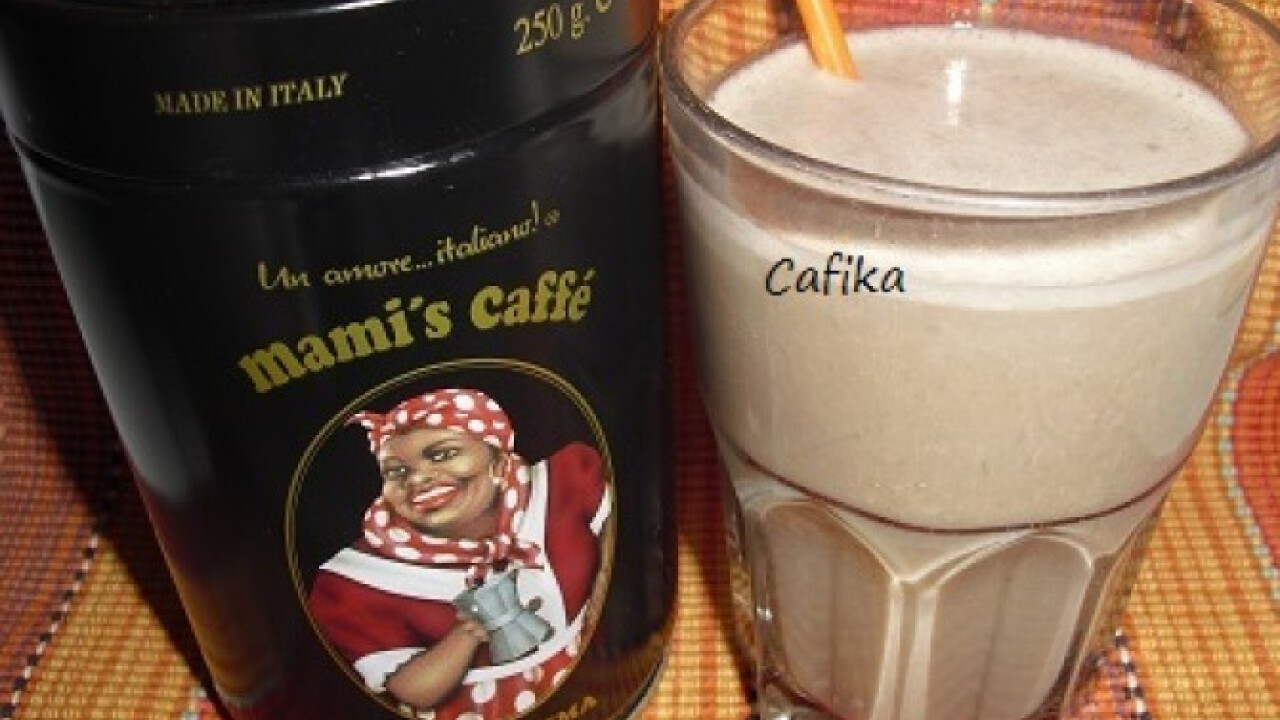 Banános-kávés shake