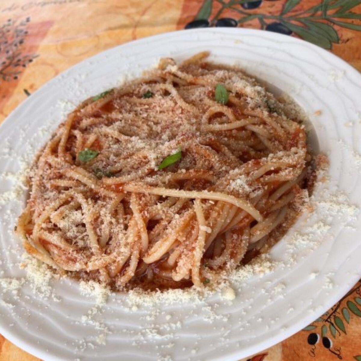 Nyárimádó villámspagetti