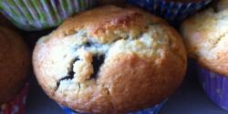Muffin nagyon egyszerűen