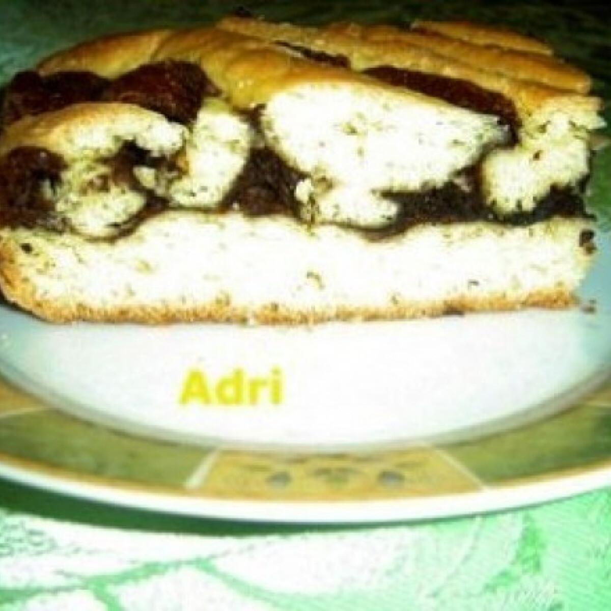 Ezen a képen: Csokoládés pászka