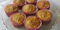 Almás-fahéjas muffin Edit91 konyhájából