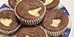 Mákos-vaníliapudingos muffin
