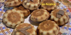 Aszalt sárgabarackos-fahéjas muffin