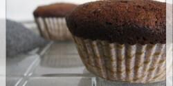Cseresznyés-mákos muffin