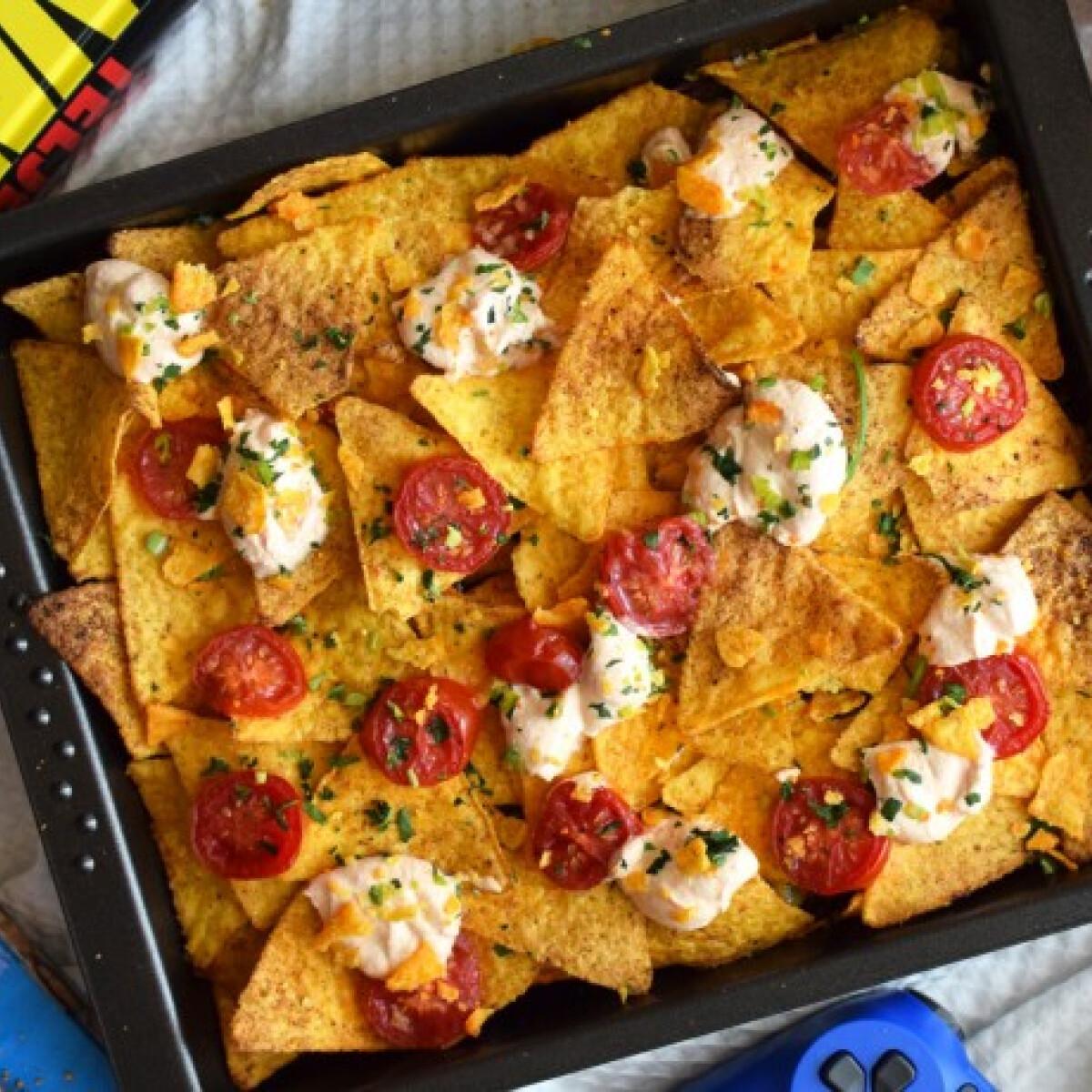 Ezen a képen: Leggyorsabb nachos