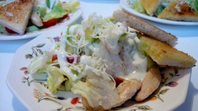 Laktató és diétás: ínycsiklandó csirkemellsaláta receptek | Receptek | fx-konfetti.hu