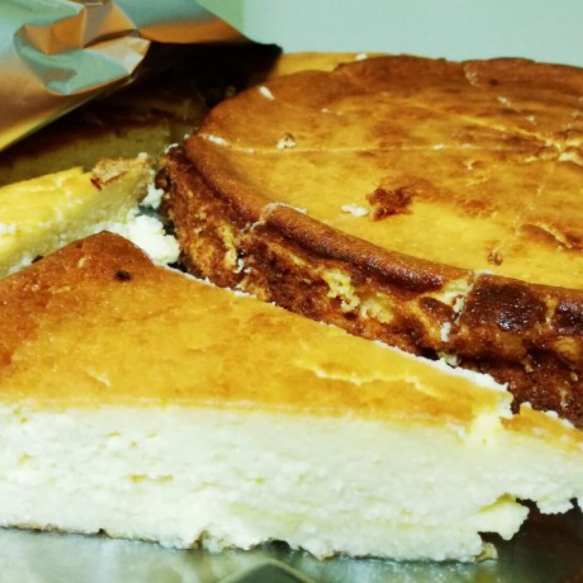 Käsekuchen - a német sajttorta