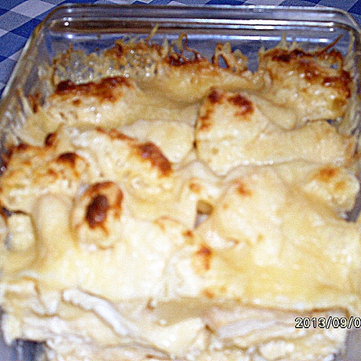 Ezen a képen: Ananászos-sajtos csirkemell Maritól