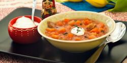 Borscs Tomatotree konyhájából
