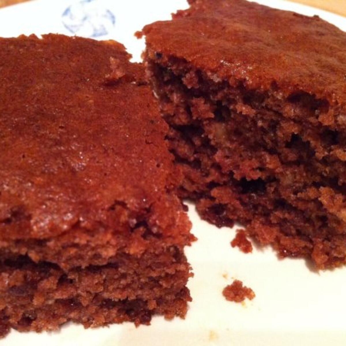 Ezen a képen: Kakaós süti Herska konyhájából