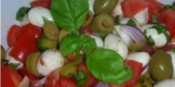 Capri saláta másképpen