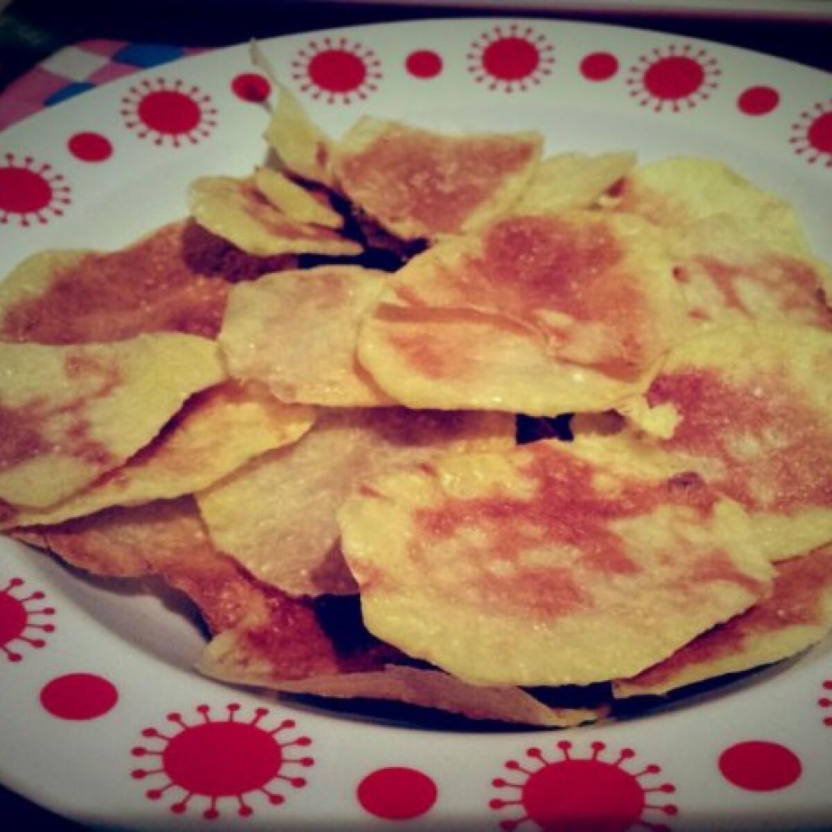 Chips házilag mikróból