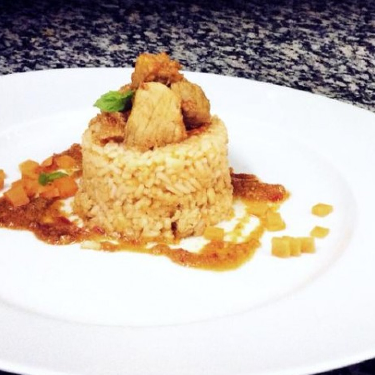 Ezen a képen: Bácskai rizses hús Ottitól