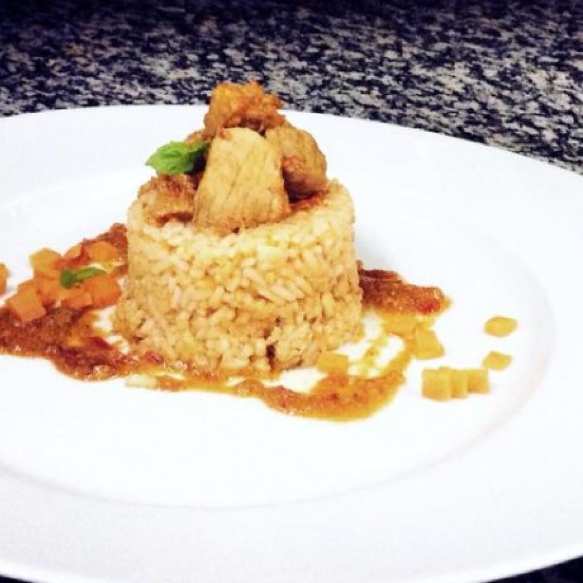 Bácskai rizses hús Ottitól
