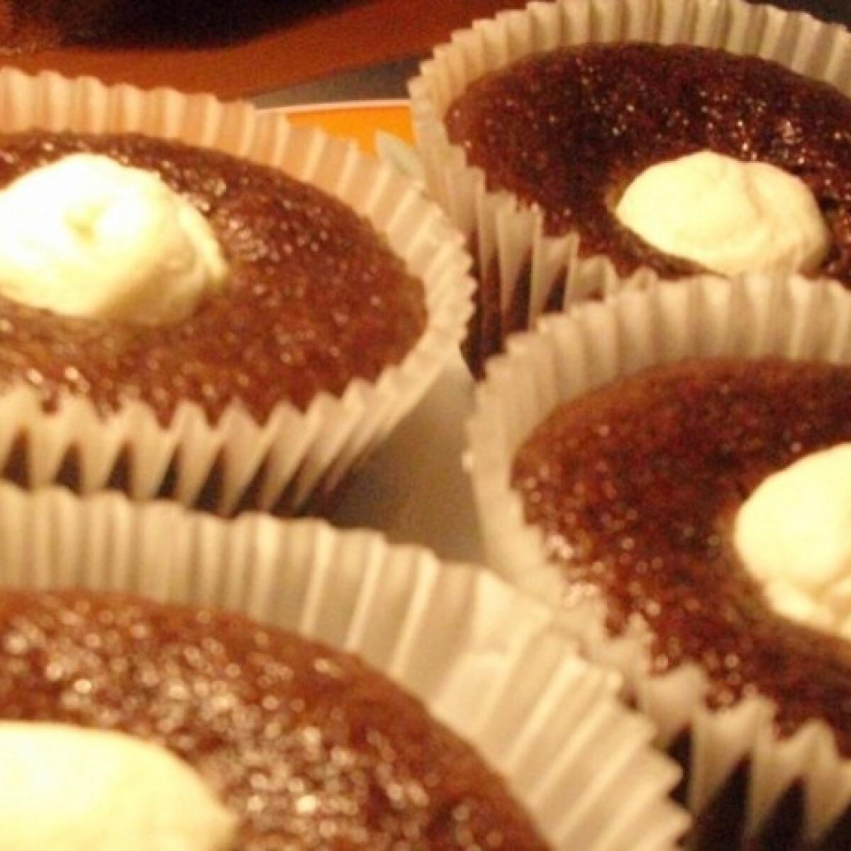 Ezen a képen: Tehéntúrós muffin Csucsi konyhájából