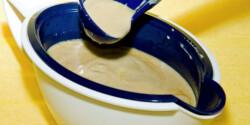 Tejszínes-vajas karamellöntet