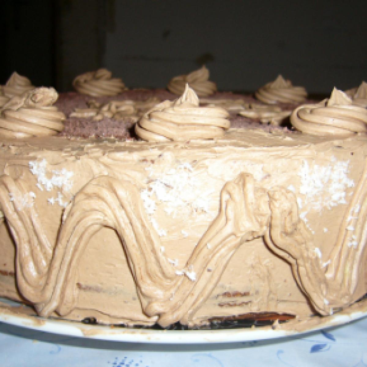 Ezen a képen: Csokitorta 3.