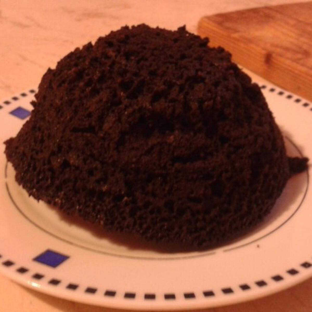 Ezen a képen: 5 perces bögrés csokis süti